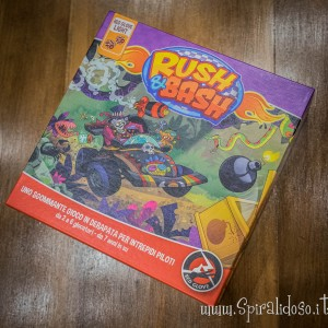 red glove rush & bash gioco da tavolo