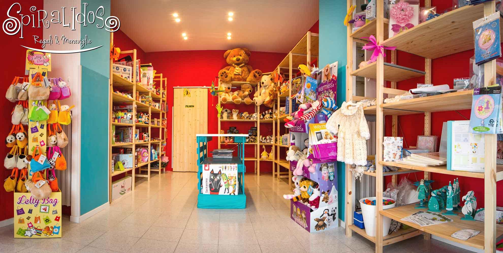 Spiralidoso: giocattoli, regali per bambini, idee regalo per adulti