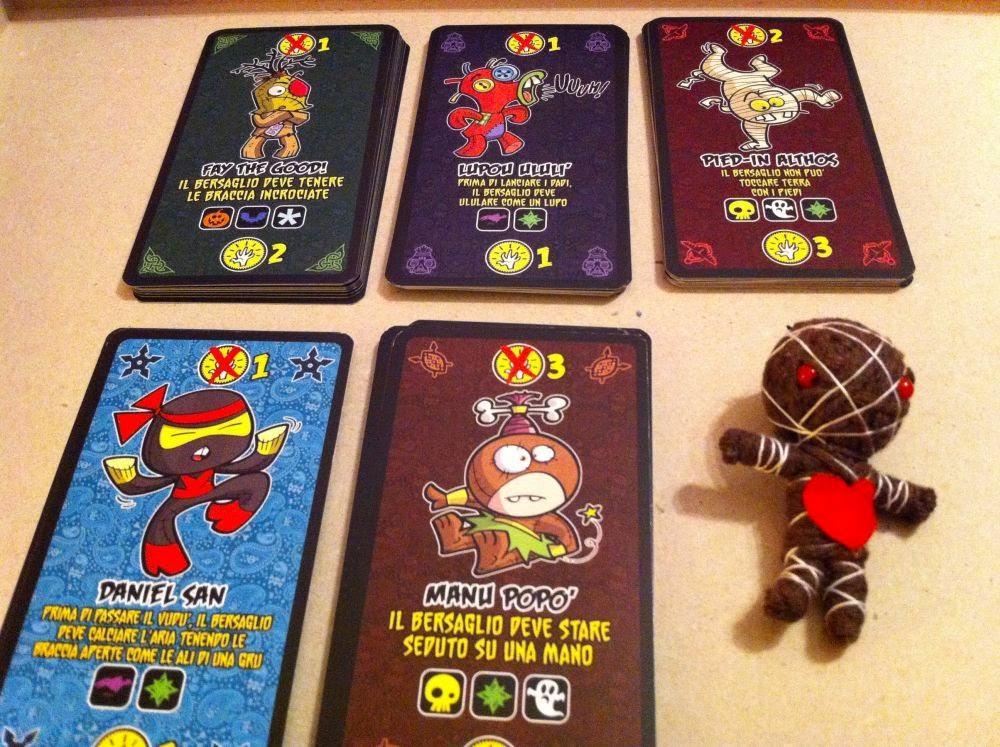 Vud party game gioco di societ per tutta la famiglia - Voodoo gioco da tavolo ...