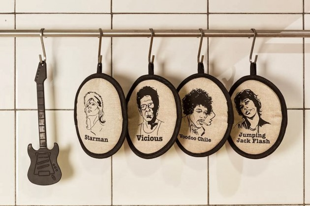 Accessori cucina rock idee regalo natale