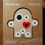 idea regalo portapenne in legno