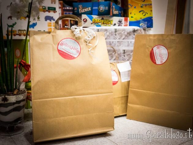 regali che verranno consegnati da babbo natale!