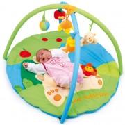 gioco copertina giostrina neonati in tessuto