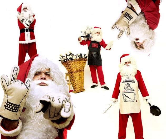 Regali Di Natale Per Adulti.Babbo Natale Rock Regali Di Natale Per Adulti