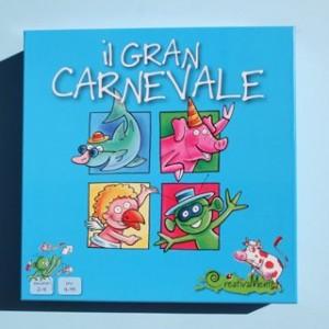gioco in scatola per bambini carnevale