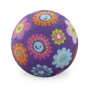 BLUE BIG DOT BALL 0051