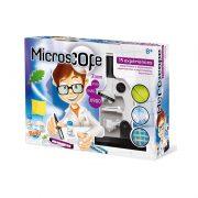 giocattolo microscopio piccoli scienziati