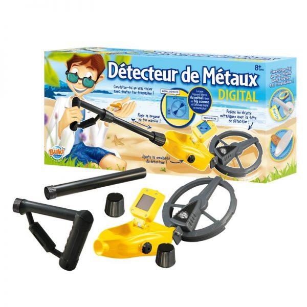 giocattolo metal detector digitale