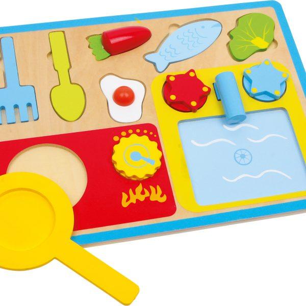 puzzle cucina