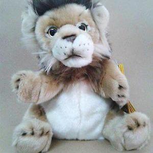 peluche-marionetta-leone-national-geographic