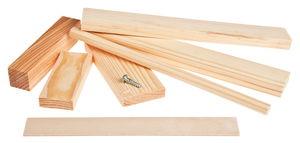 kit raganella in legno